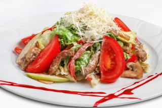 """Salată """"Praga"""""""