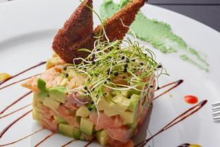 Tar-tar salad