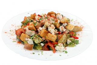 Salad  Fattush