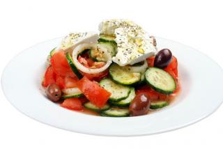 Salad OPA Greek