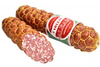 """Sausage boiled-smoked """"Salami"""" (high quality)"""