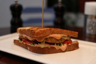 Сэндвич куриный