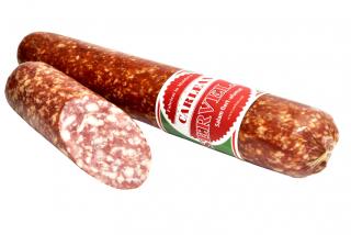 "Sausage boiled-smoked ""Servelat"" (high quality)"