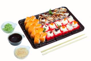 Sushi Platter Summer (30 pcs)