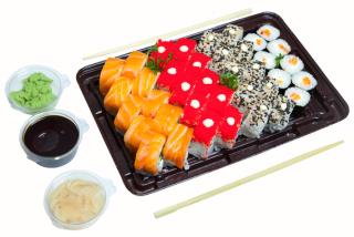 Sushi Platter Primavera (38 pcs)
