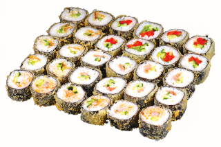 Sushi set Tempura (30 pcs)
