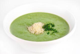 Суп крем Шпинат