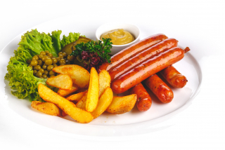 Munich sausage grill