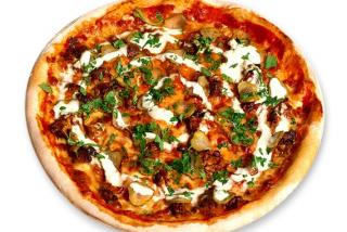 Pizza Shaorma