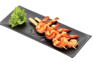 Yakitori Shrimps