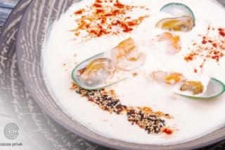 Supă COCOS cu fructe de mare