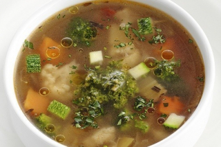 Minestrone's soup