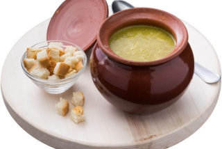 Soup - broccoli cream