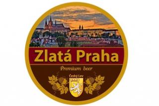 Zlata Praha (Светлое фильтрованное)