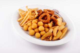 Tagliere di patate miste