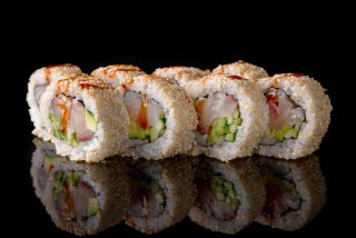 Tai Spicy Roll