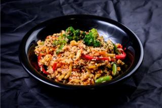 Orez Thailandez cu legume