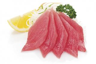 Tekka sashimi