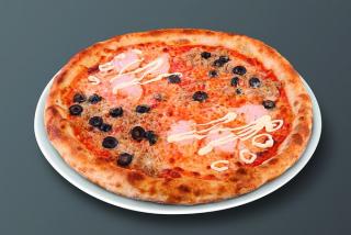 Pizza Ton si Somon