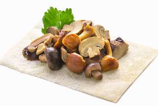 Mushrooms Topping