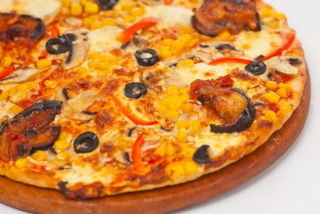 "Pizza ""Vegetariana"""