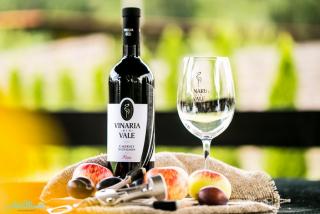 Вино Cabernet- Sauvignon Vinaria din Vale