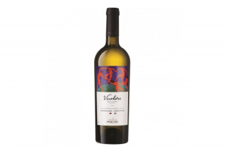 Vinohora Feteasca Alba&Chardonnay, белое сухое вино