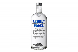 Водка Absolut Blue