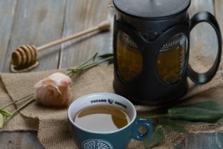 Классический зеленый чай