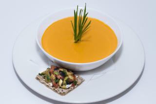 Суп-крем из сельдерея